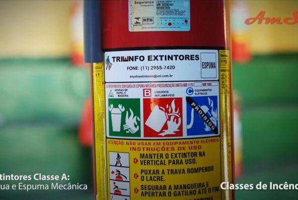 Recarregar Extintores em SP - Triunfo - Fundo video_amse