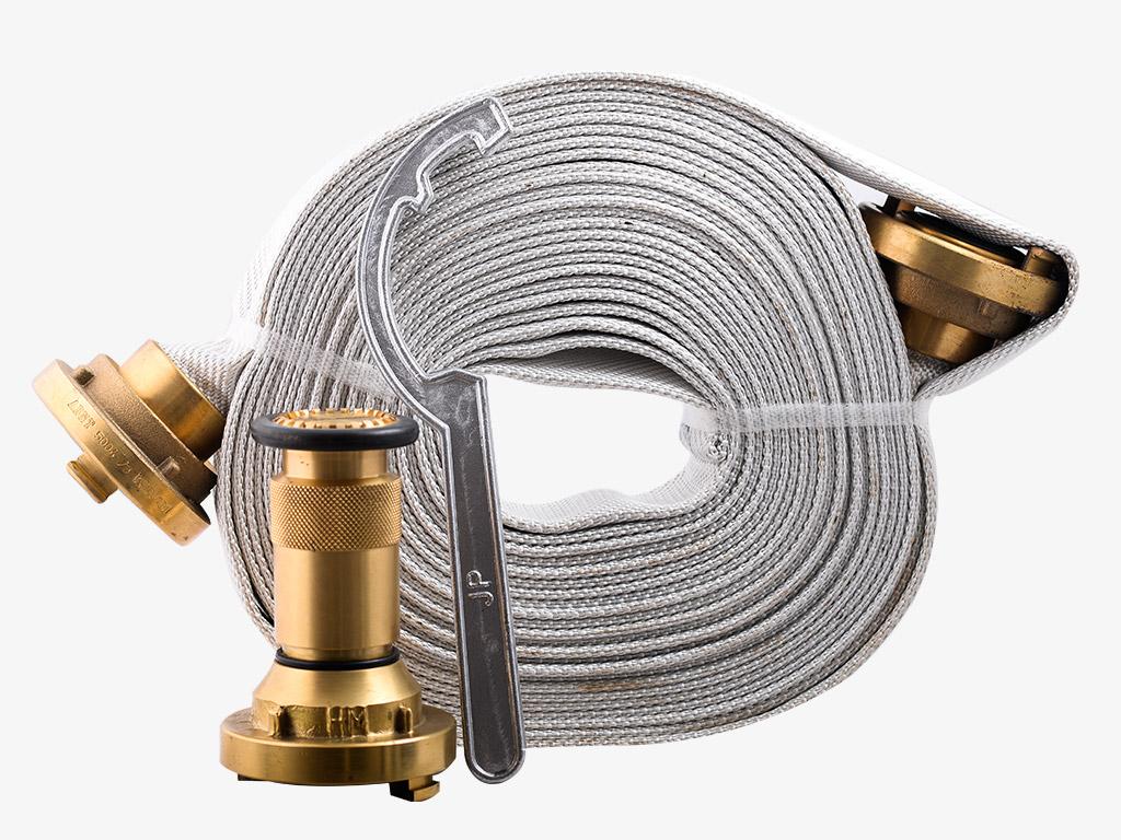 Triunfo - Recarga de Extintores - Ensaio Hidrostático de Mangueira de Incêndio