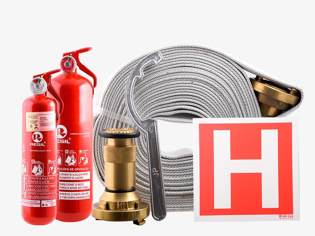 Triunfo - Recarga de Extintores - Venda de Equipamentos e Acessorios
