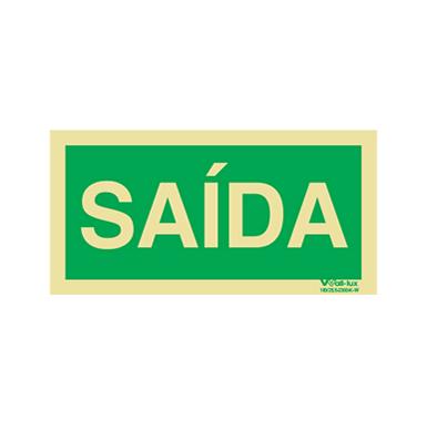 Triunfo - Recarga de Extintores - Sinalização de Rota de Fuga - Saida