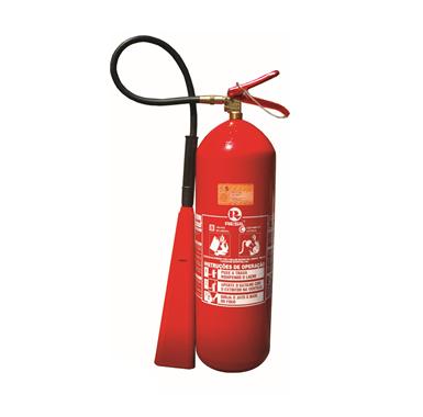 Triunfo - Recarga de Extintores - CO2 6kg
