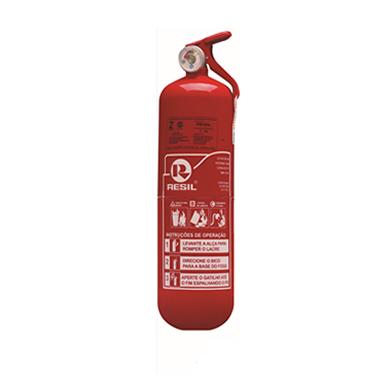 Triunfo - Recarga de Extintores - Pó ABC 2kg