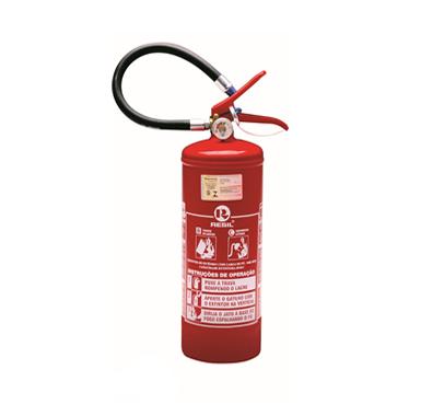 Triunfo - Recarga de Extintores - Pó BC 4kg
