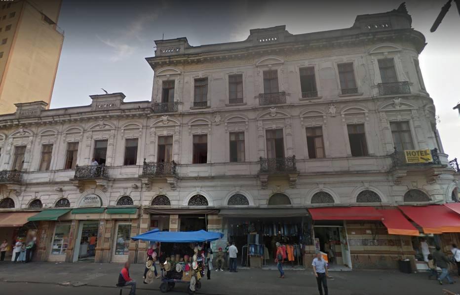 MPF Decreta Interdição no Prédio do Hotel Queluz em SP