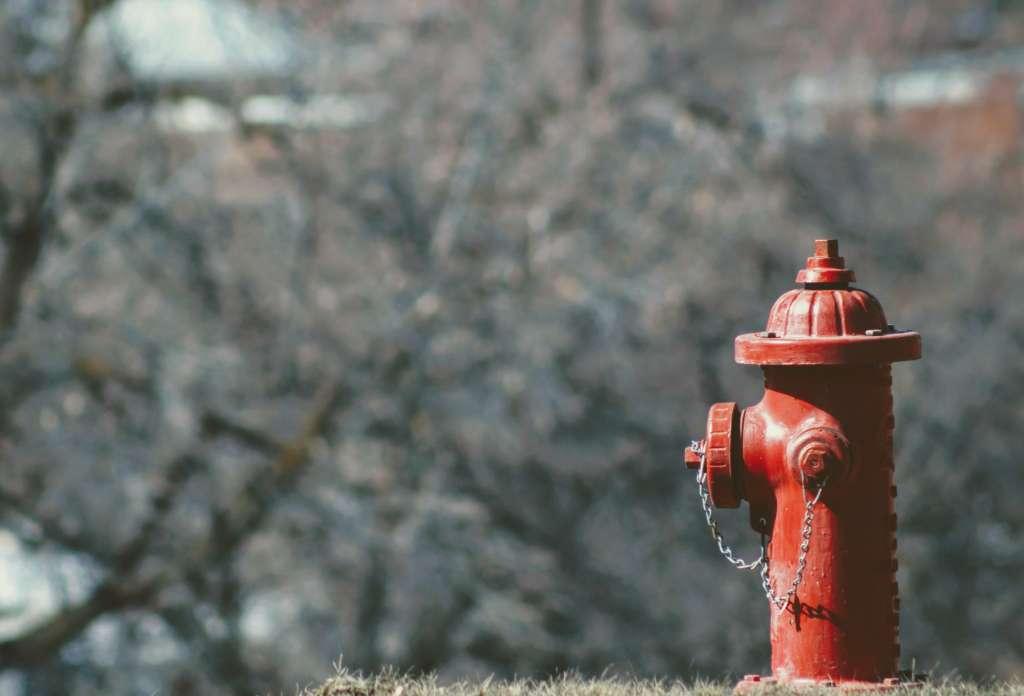 Hidrantes em Prédios de SP